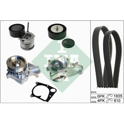 FEAD Kit com bomba de agua