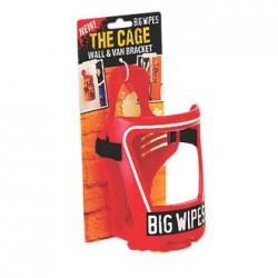 BIG WIPES Suporte Tubo THE CAGE