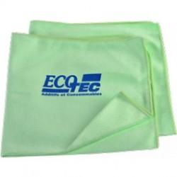 ECOTEC - MICROFIBRAS ESPECIAL VIDROS