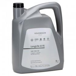 Oleo Motor VAG LONGLIFE III FE 0w30 504/507 - 5L