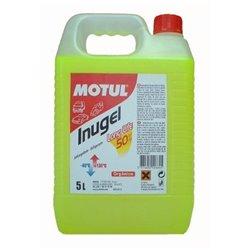 AntiCongelante Inugel Motul LL 50% - 5L (amarelo)
