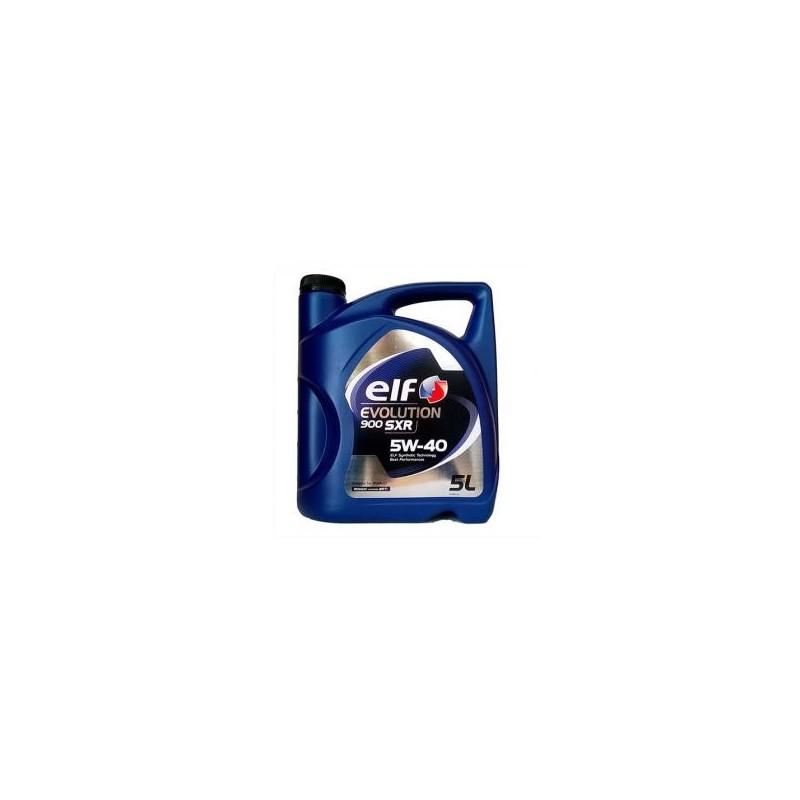 Oleo ELF Evolution 900 SXR 5w40 - 5L