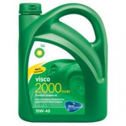 Oleo BP Visco 2000 A3/B3 15W-40 - 5L