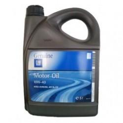 Oleo Opel 10w40 - 5L