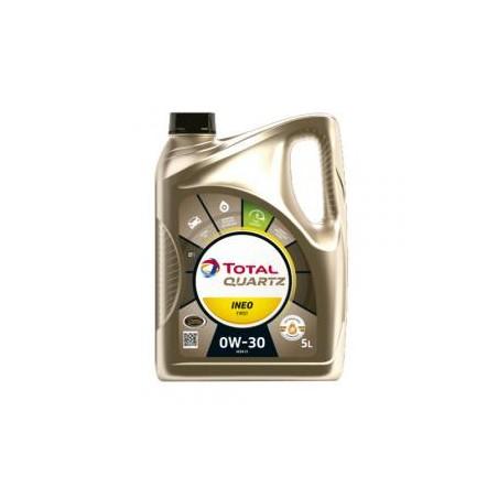 Oleo Total Quartz Ineo First 0w30 - 5L